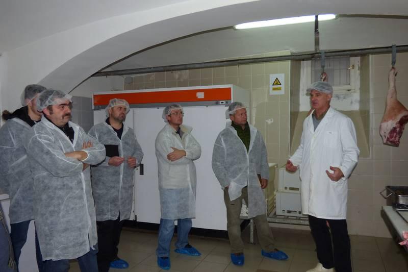 Suradnja Centra za šljivu i kesten i Srednje škola Petrinja