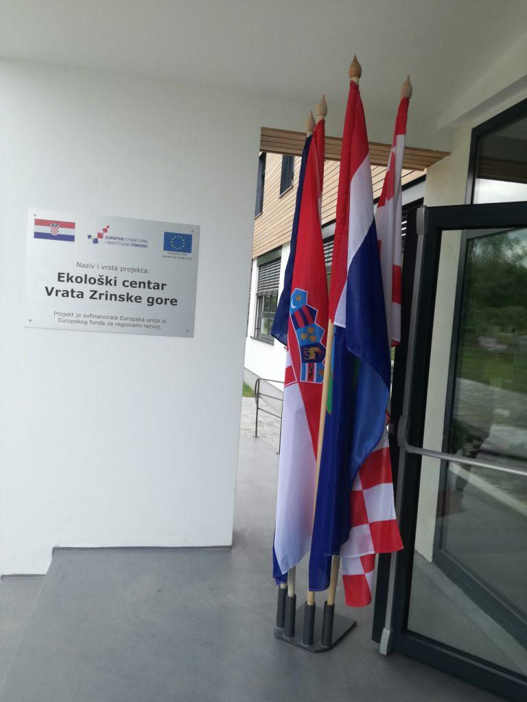 """Ekološki centar – Vrata Zrinske gore"" otvorio svoja vrata"
